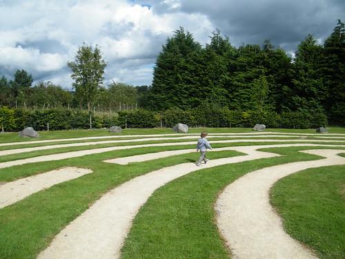 Greenan Farm Solstice Maze, Co. Wicklow