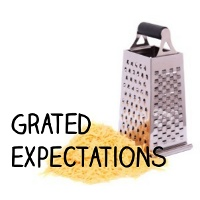 grated expectations ad
