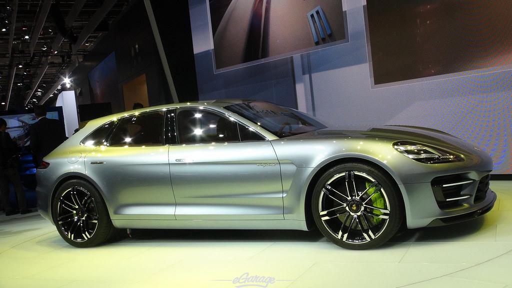 8034738855 8afc4d78e8 b eGarage Paris Motor Show Porsche Sport Turismo Concept