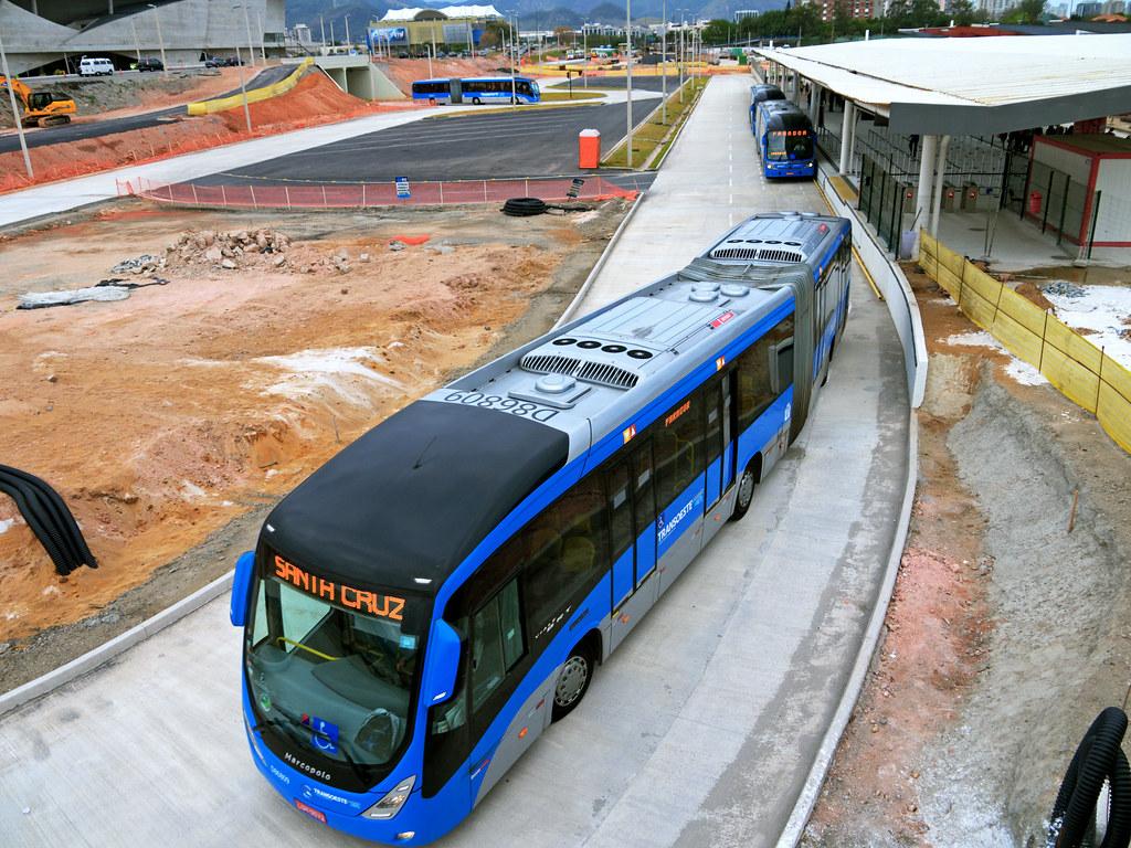 BRT - TransOeste