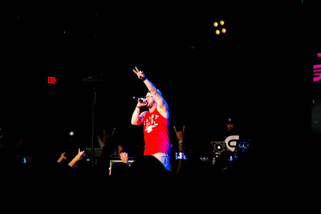 Andy Mineo | Lecrae Gravity Album Release Party in Houston