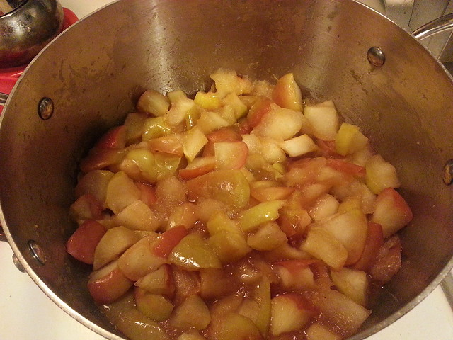 Softened Apples