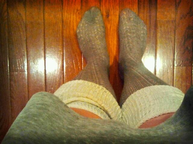 Knee sox