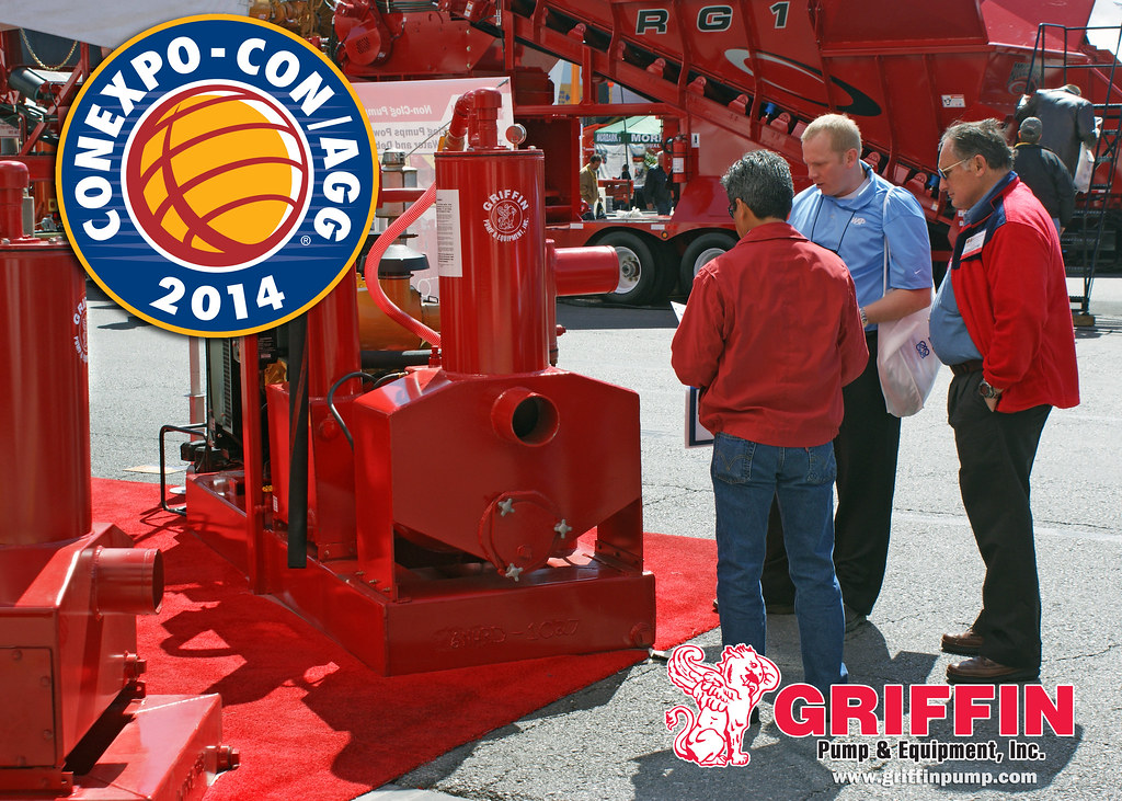 COME SEE GRIFFIN AT CONEXPO-CON/AGG 2014 The show will be …   Flickr