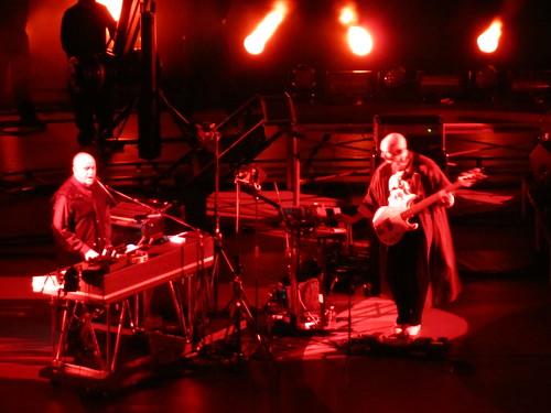 Peter Gabriel Red Rocks 2012