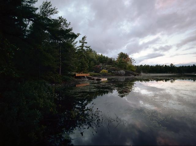 Naiscoot Lodge - Sunset