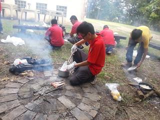 2012鑽禧年旅慶露營比賽暨第二屆深資樂行童軍技能挑戰盃