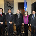 Secretary General Meets with OAS Round Table Participants
