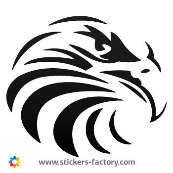 50 logos basados en aguilas - Paella Creativa
