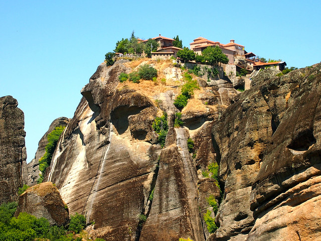 Meteora, Greece