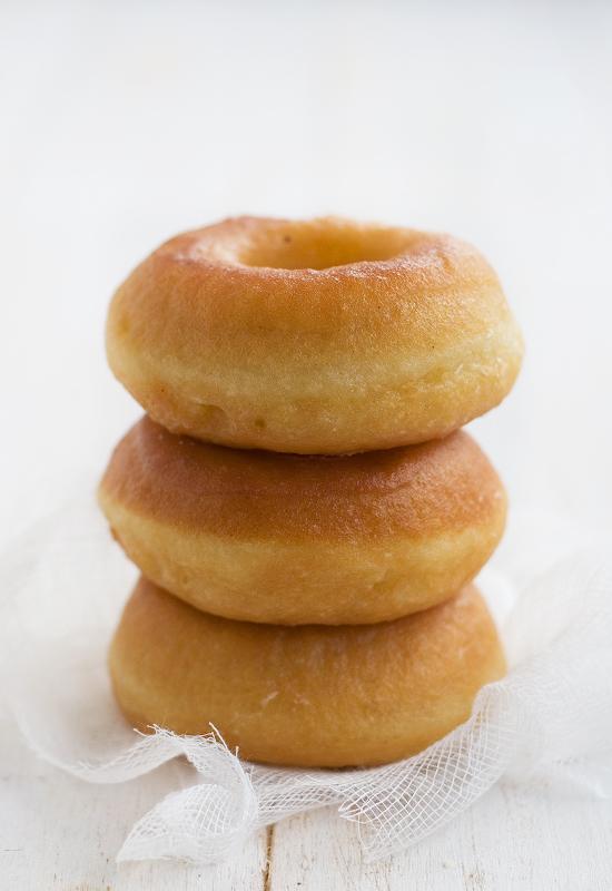 Receta De Donut Cómo Hacer Donut Caseros Uno De Dos