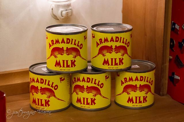 Armadillo Milk