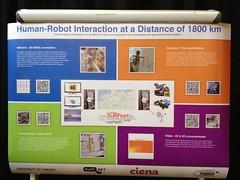 Robot op afstand