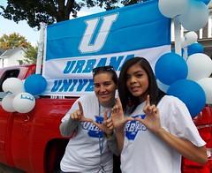 2012 Urbana Hoopla Parade