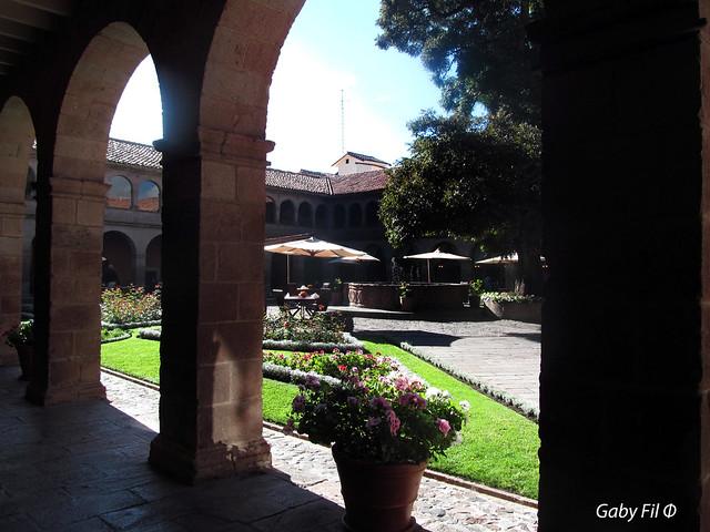 Un Monasterio que es hotel