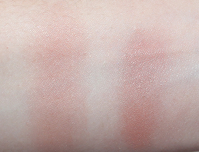 nars luster swatch