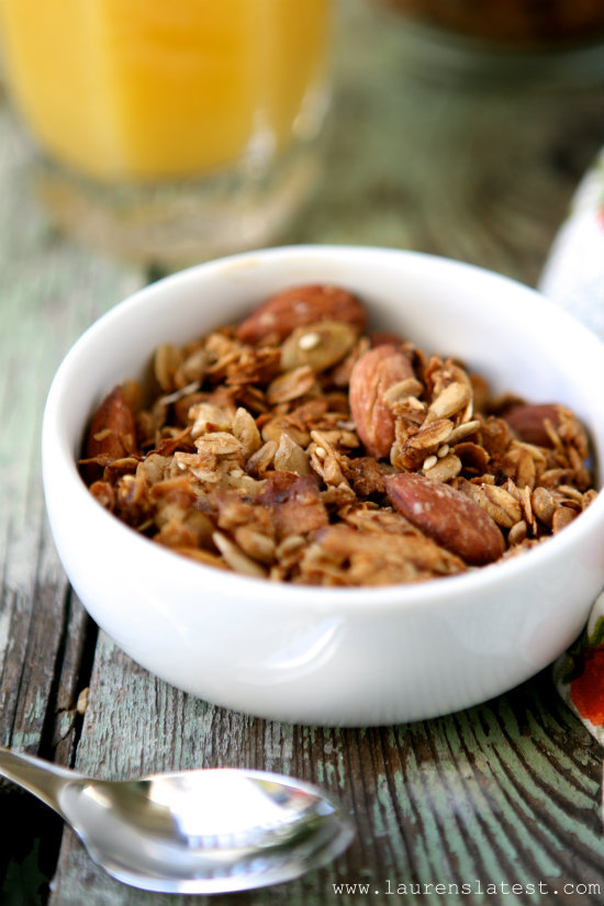 Loaded Pepita Granola