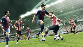 Pro Evolution Soccer 2013 - Screenshot 3