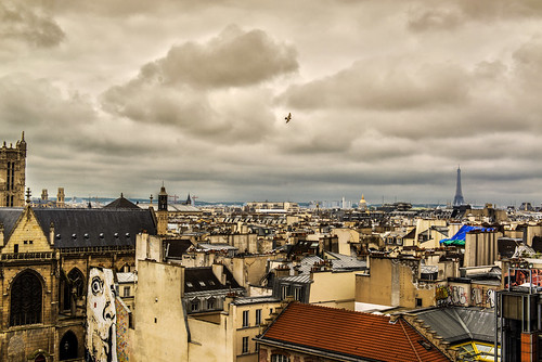paris landscape 06-2012 -2 by joeeisner
