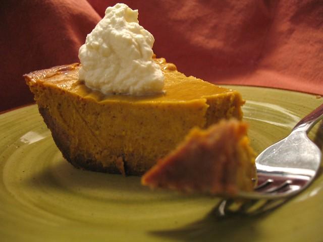 paleo pumpkin pie 3