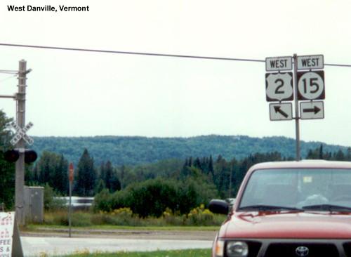 West Danville VT
