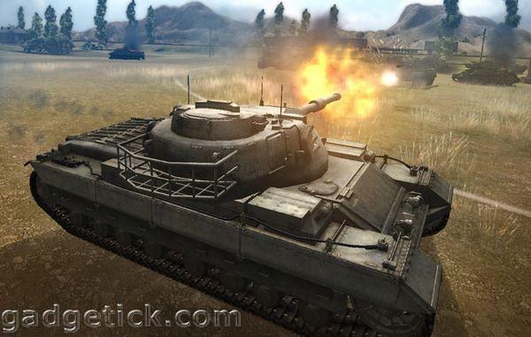 Обновление World of Tanks 0.8.1