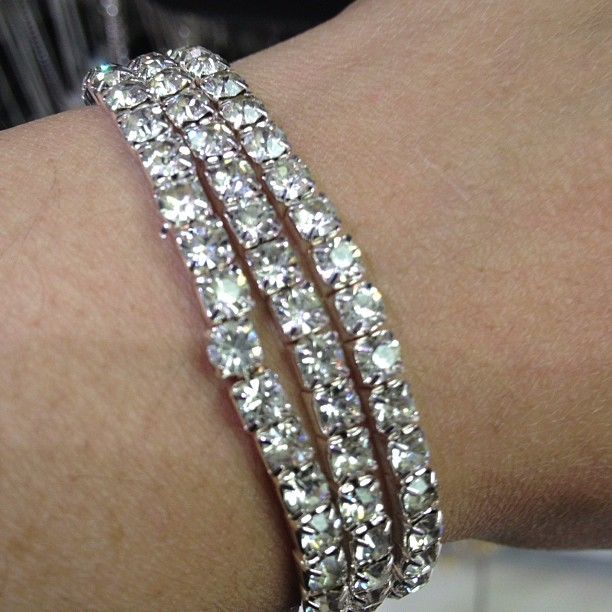 Loved these #bracelets but I thought they were a bit too expensive . Love the #sparkle though