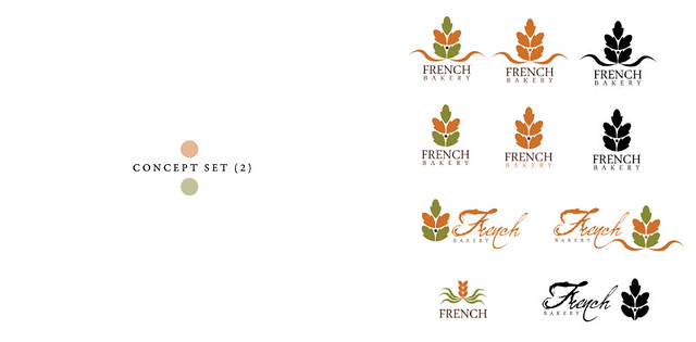 French Bakery Branding | Flickr - Photo Sharing!: www.flickr.com/photos/studiopacitygraphics/8064036128