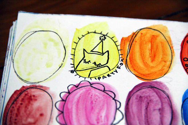 Art Journaling #17 (2)
