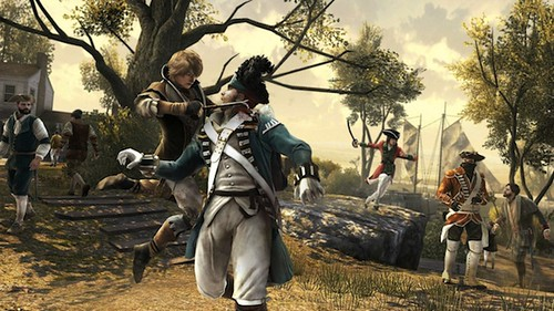 Assassin's Creed 3 - Multiplayer 1