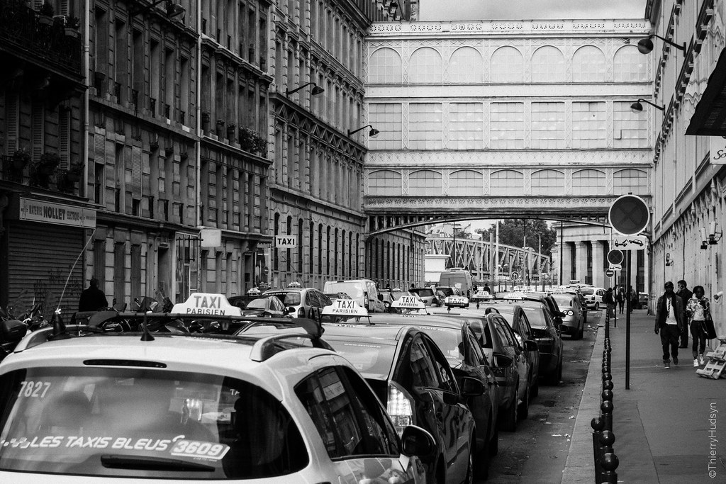 Taxi line [on Explore October 8, 2012 #472]