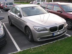 BMW 730d F01