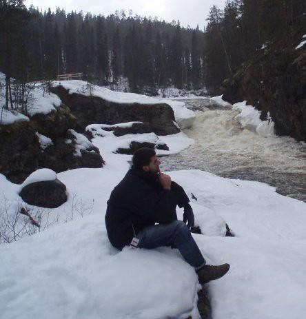 Alberto, ex erasmus que ahora trabaja en Finlandia