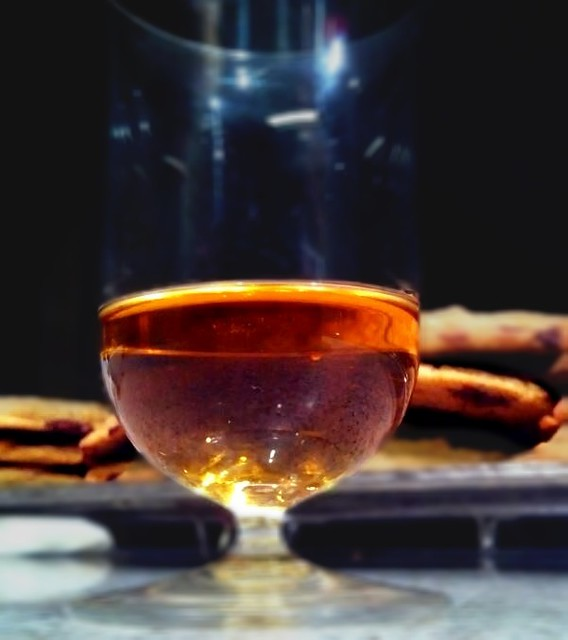 scotch and cookies