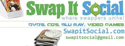 Swap It Social @ Bat Cave Games