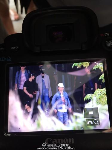 BIGBANG Arrival Nanning (10)