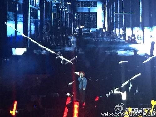 G-Dragon - V.I.P GATHERING in Harbin - 21mar2015 - 王健当红不让 - 01