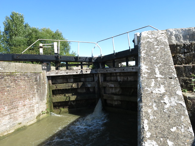 Leaking Lock Gates