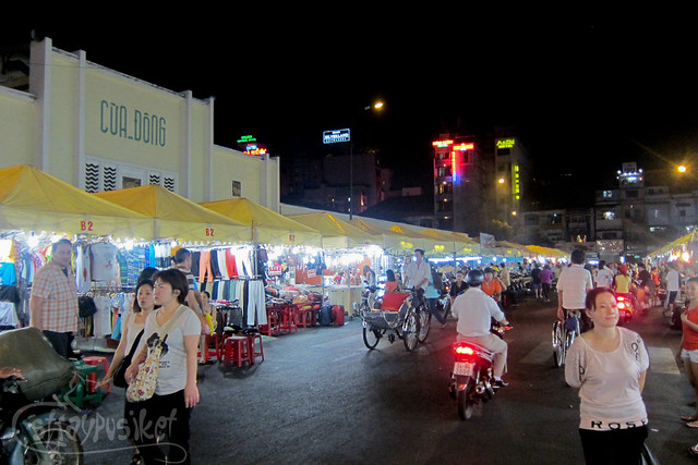 Benh Tanh Night Market