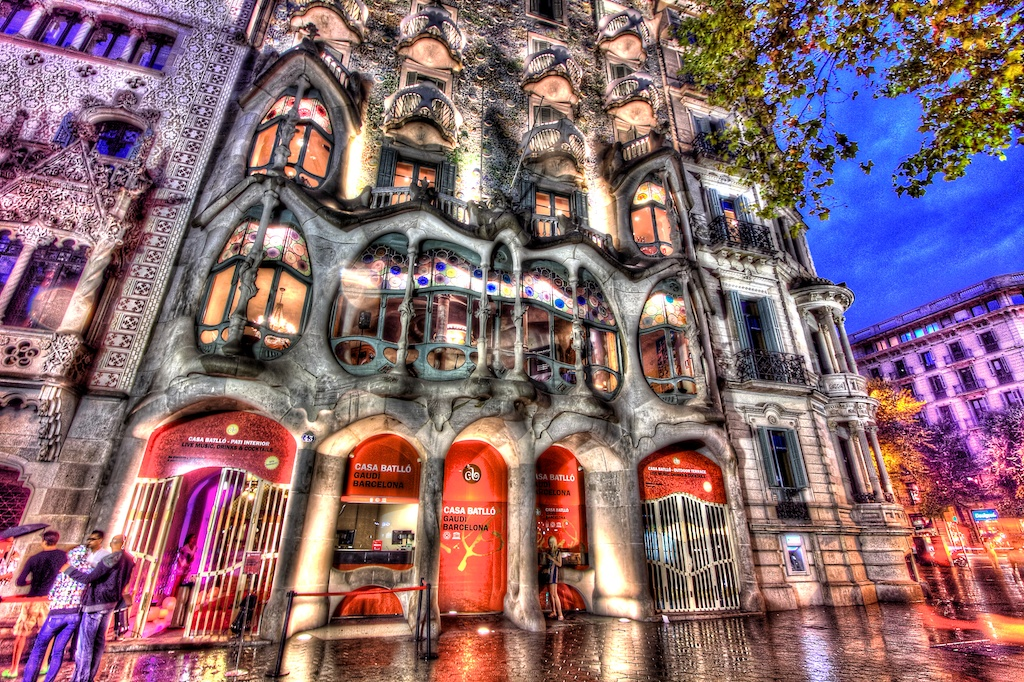 Casa Batlló barcelona photo