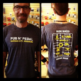 T-Shirts for Pub n Pedal 6 are now available! See @unkyjoins to purchase yours. Limited stock #pubnpedal