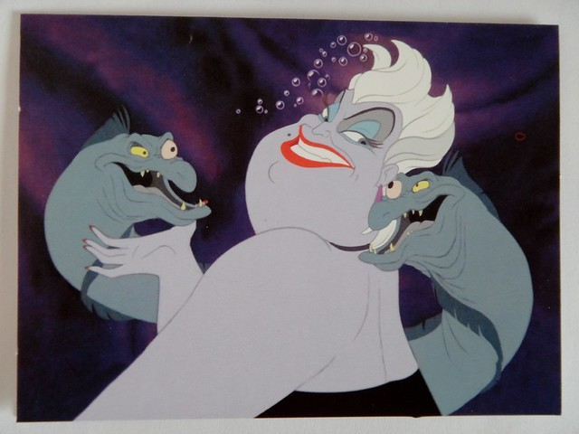 classic disney villains - photo #21