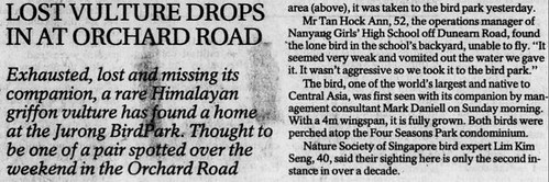 The Straits Times 12 January 2005