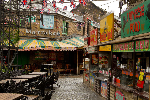 The Camden Lock