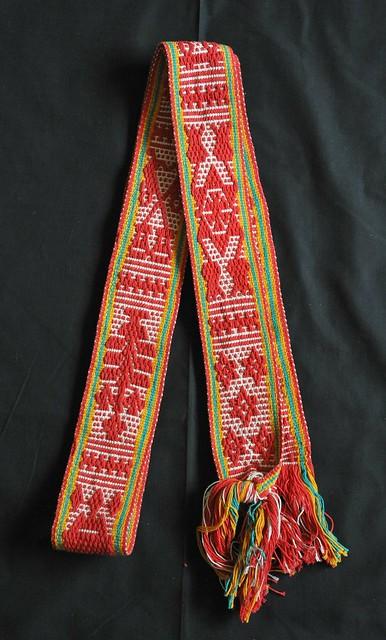 Zapotec Belt Mexico