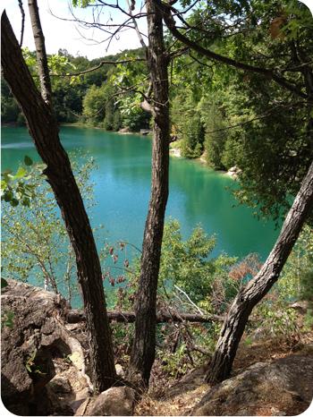 Pink Lake, Gatineau