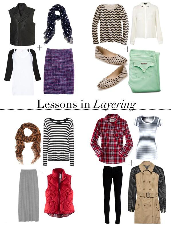 lessonsinlayering