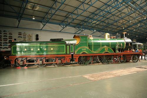 SE & CR ( Ashford ) Wainwright 'D' Class 'Coppernob' 4-4-0 737