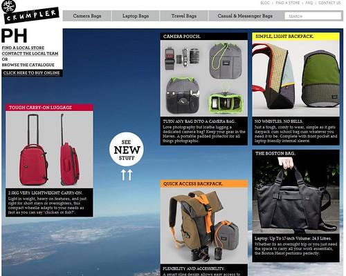 Crumpler Philippines Catalog
