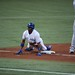Small photo of Rajai arrives safely into third.